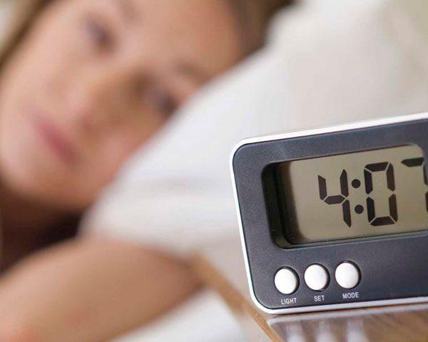 alteraciones conductuales insomnio en las demencias